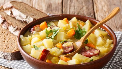 Saure Kartoffeln