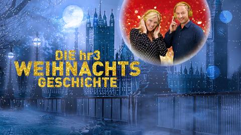 hr3 Weihnachtsgeschichte Aufmacher Tanja & Tobi