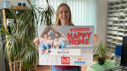 Happy Home Gewinnerin Anika