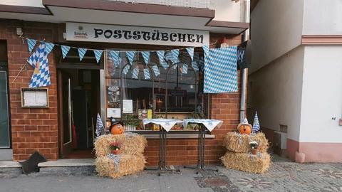 Das Poststübchen in Hochheim am Main