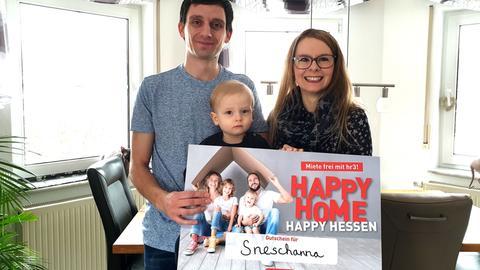 Happy Home Happy Essen Sneschanna