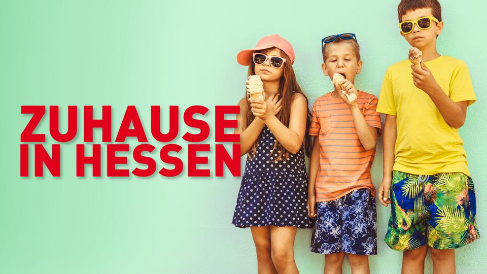 Zuhause in Hessen: Wir schenken euch eine Eismaschine