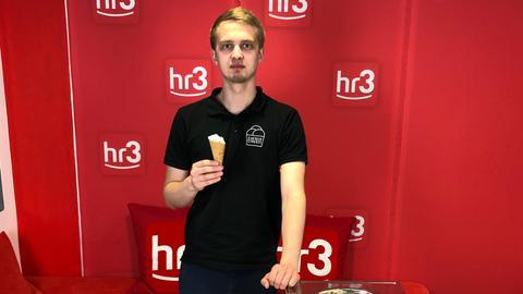 Zuhause in Hessen: Eis-Rezepte von Jakob Rauber