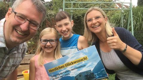 Zuhause in Hessen Gewinner