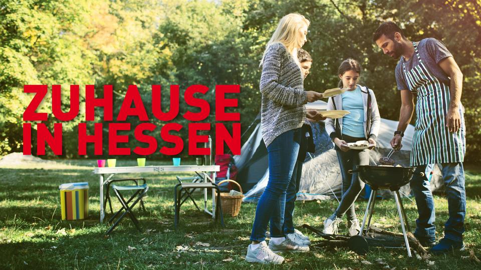 Zuhause in Hessen Woche 5 Grill