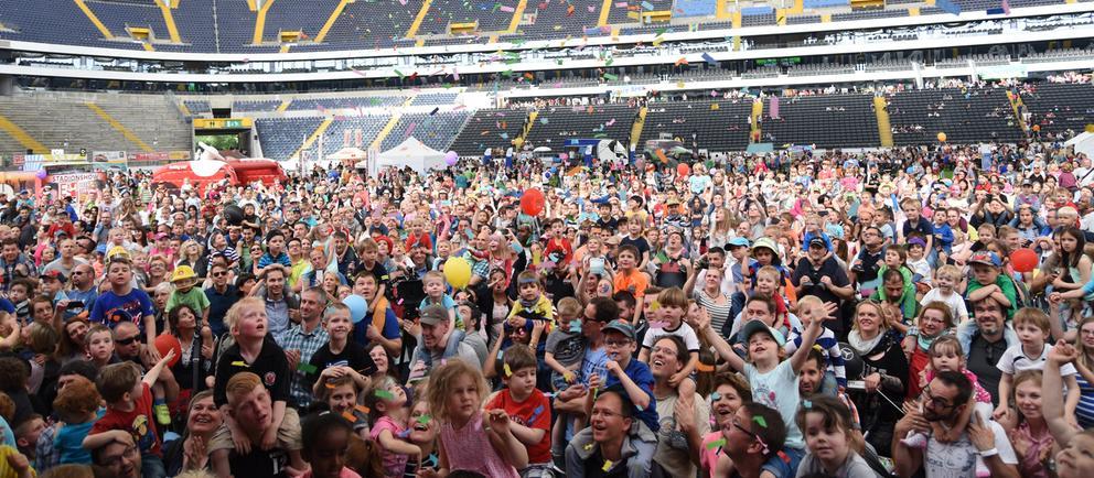 Festival4Family Commerzbank Arena