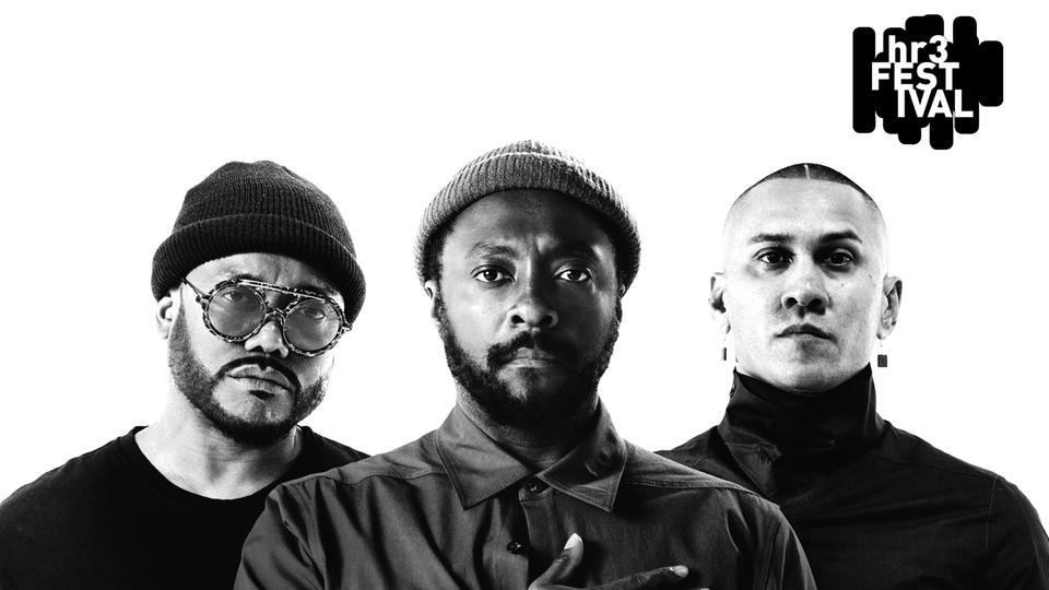 Black Eyed Peas hr3 Festival