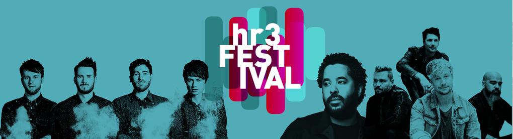 hr3 Festival Banner