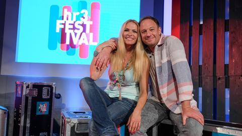 hr3 Festival die Show