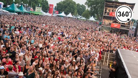 hr3 Festival Tag 1