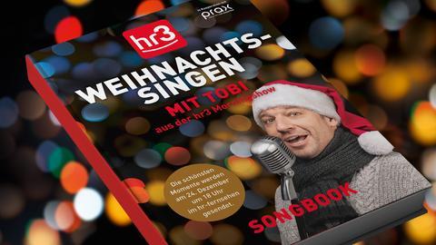 Weihnachtssingen Songbook Aufmacher