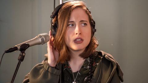 Alice Merton unplugged bei hr3
