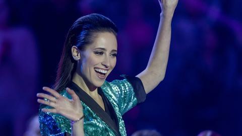 Elina Nechayeva will den ESC 2019 nach Estland holen