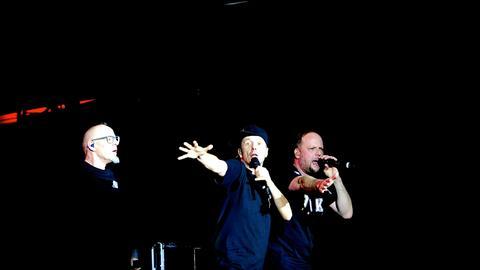 Fanta 4 Konzert in der Festhalle Januar 2017