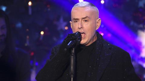 Holly Johnson, Leadsänger von Frankie goes to Hollywood, 2015