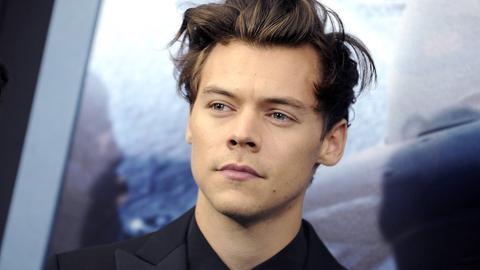 """Schauspieler und Sänger Harry Styles bei der Premiere des Films """"Dunkirk"""""""