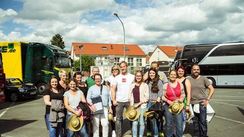 So habt ihr auf dem hr3 Open Air in Rüsselsheim gefeiert