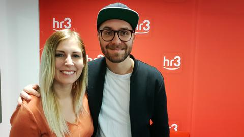Kate Menzyk und Mark Forster