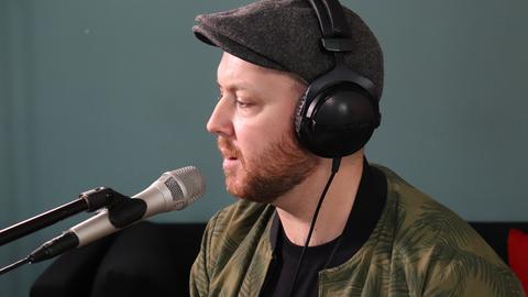 Matt Simons Open Up Unplugged
