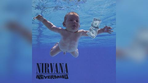 Albumcover Nirvana: Nevermind