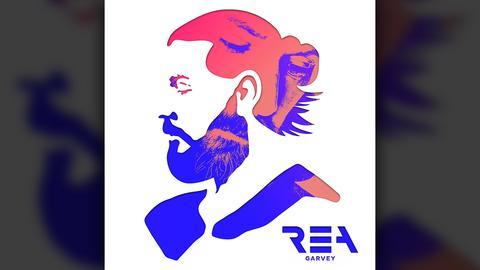 """Album-Cover von """"Neon"""" von Rea Garvey"""