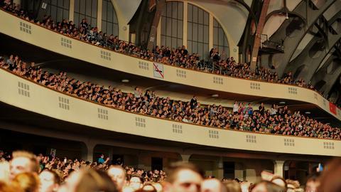 Revolverheld Konzert in der Festhalle