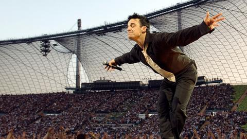 Robbie Williams wird 45