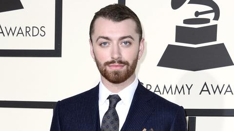 Sam Smith bei der Oscar-Verleihung 2016 in LA