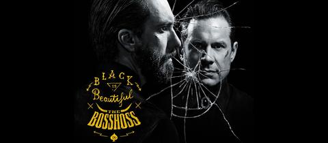 The Boss Hoss - neues Album - Black is beautiful