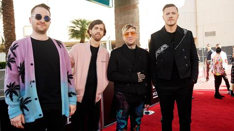 Imagine Dragons bei den Billboard Music Awards 2019