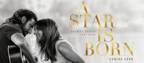"Lady Gaga und Bradley Coooper in ""A Star Is Born"" mit Shallow"