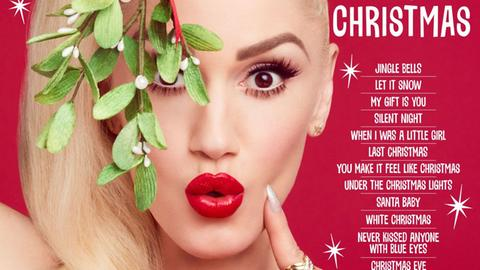Album-Cover von Gwen Stefani: You Make It Feel Like Christmas