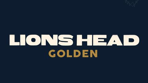 Album-Cover von Lions Head: Golden