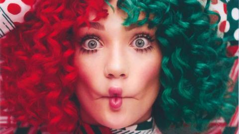 Album-Cover von Sia: Everyday Is Christmas