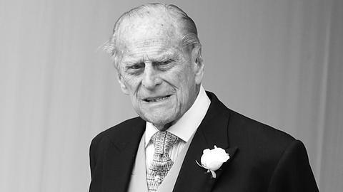 Der Ehemann der britischen Königin Elizabeth II. ist im Alter von 99 Jahren gestorben
