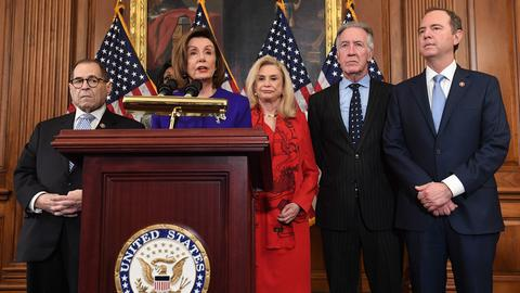 Impeachment gegen Trump