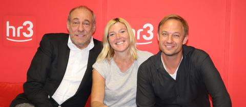 Peter Fischer in der hr3 Morningshow