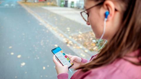 ARD Audiothek als App