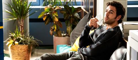 "Zeki Müller (Elyas M'Barek) in einer Szene des Films ""Fack ju Göhte 3"""