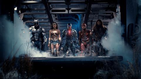 """Szenenfoto aus """"Justice League"""""""