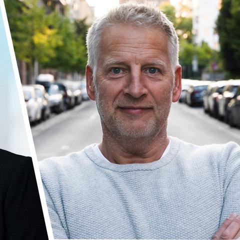 Jürgen Jörges zu Gast bei Bärbel Schäfer