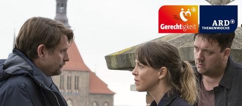 """ARD Themenwoche: Polizeiruf 110 """"Für Janina"""""""