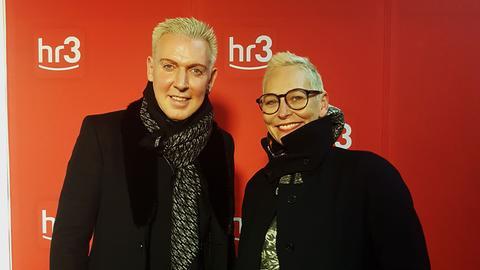 Bärbel Schäfer und H.P. Baxxter