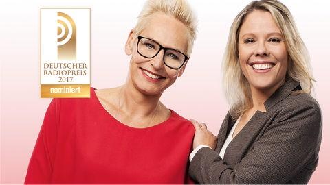 Bärbel Schäfer und Monika Martino