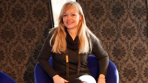Dr. Franziska Rubin zu Gast bei Bärbel Schäfer