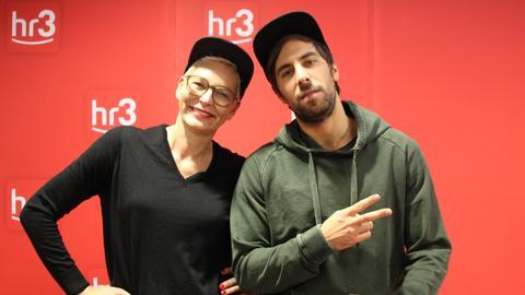 Max Giesinger zu Gast bei Bärbel Schäfer im hr3-Sonntagstalk