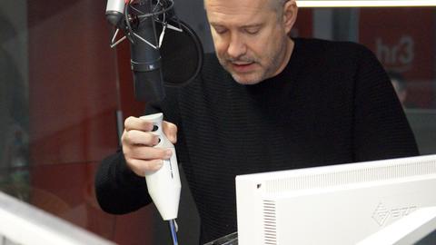 Alexander Herrmann macht Schlonz mit Tanja und Tobi