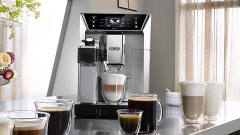 Richtige Antwort ist 3 - Kaffeemaschine De'Longhi