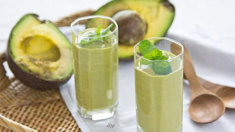 "Tanjas leckere Fitness-Smoothies: ""Green Explosion"""
