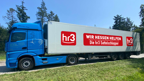 hr3 Sattelschlepper